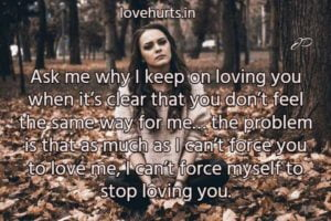 Read more about the article Deep Sad Love Quotes
