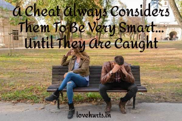 Signs Your Partner Is Cheating