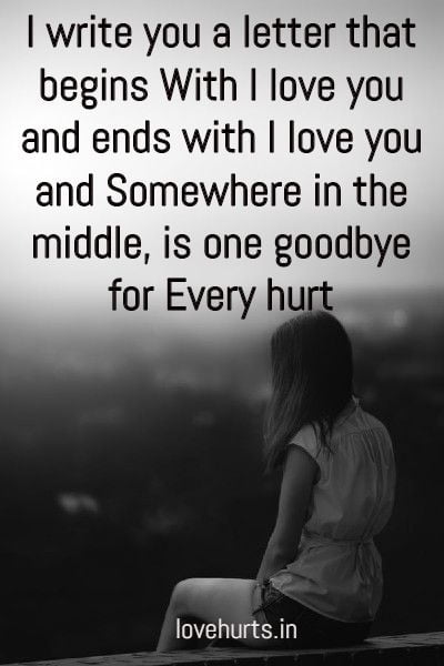 Read more about the article Sad Quotes About Love And Pain