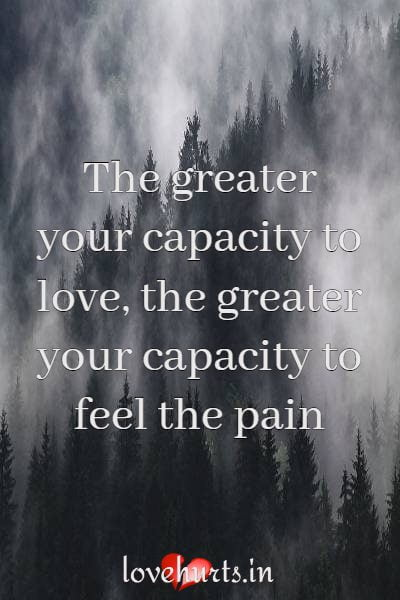 Read more about the article Deep Sad Love Quotes And Sayings