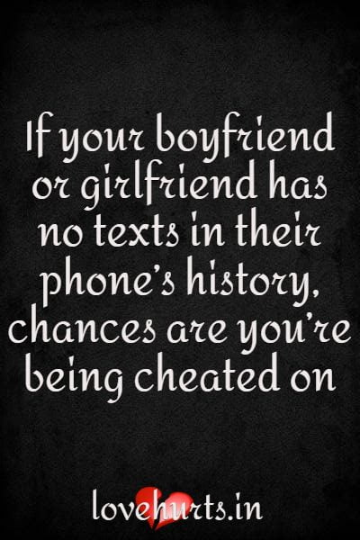 famous quotes about cheating