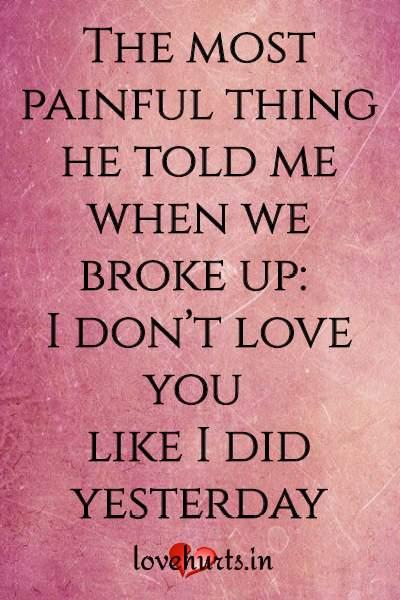 lovepain quotes