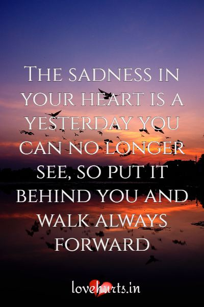 Inspiring Moving On Quotes