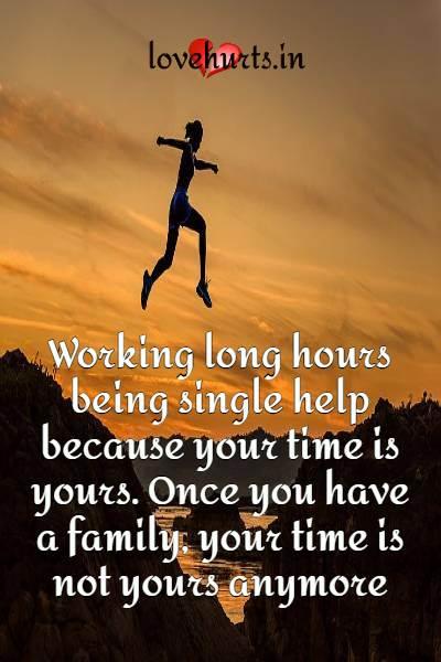 Inspiring Single Life Quotes