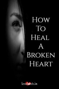 Read more about the article Healing A Broken Heart When Breaking Up Feels Like The End