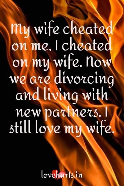 My Wife Cheated