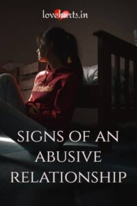 Read more about the article 6 Signs Your Relationship Is Abusive