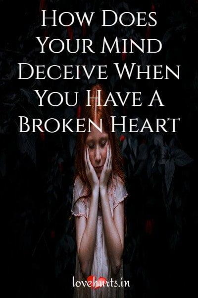 When You Have A Broken Heart