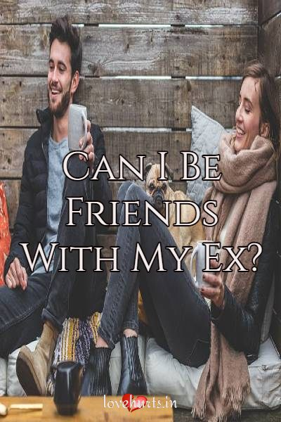 Read more about the article Can I Be Friends With My Ex? Issues And Solution